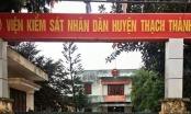 Thanh Hóa: Viện phó Viện kiểm sát nhân dân chết trong tư thế treo cổ tại trụ sở