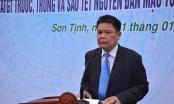 Quảng Ngãi: Kỷ luật Chủ tịch huyện dùng ngân sách mở đường giúp doanh nghiệp