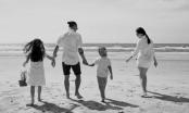 Ngắm khoảnh khắc ngọt ngào đến tan chảy của gia đình chàng rocker Phạm Anh Khoa