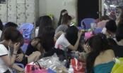 Clip - Đột nhập quán Karaoke, massage Thiên Tình Nghĩa phát hiện hàng chục tiếp viên ăn mặc gợi cảm