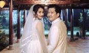 Dân mạng 'phát sốt' với ảnh váy cưới của 'cô dâu tháng 9' Nhã Phương