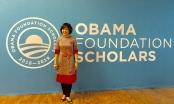 Người phụ nữ Việt nhận học bổng danh giá của Quỹ Obama