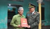 Thăng hàm cho chiến sĩ CSGT hi sinh khi bảo vệ Hội nghị Thượng đỉnh Mỹ - Triều