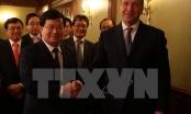 Phó Thủ tướng Trịnh Đình Dũng thăm làm việc tại Liên bang Nga