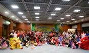 """Tưng bừng """"Đêm hội trăng rằm"""" của trẻ em người Việt tại Nhật Bản"""