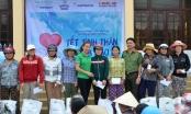 """Suntory PepsiCo Việt Nam quyên góp gần 900 triệu đồng mang """"Tết tình thân"""" đến người dân vùng lũ"""