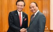 Thủ tướng Chính phủ tiếp Thống đốc tỉnh Kanagawa (Nhật Bản)