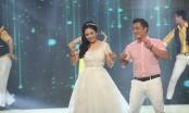 Lộ ảnh Việt Trinh - Lý Hùng mặc đồ cô dâu chú rể