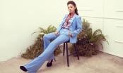 Hoa hâụ Jennifer Phạm đẳng cấp trong bộ sưu tập Versace