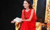 Hà Thu ghi điểm với vai trò host Duyên dáng Bolero 2018
