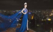 Hoa hậu Hoàng Kim quyến rũ, hé lộ việc góp mặt trong phim Hậu duệ mặt trời