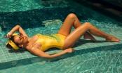 Siêu mẫu Diệu Huyền hóa thân vào cô nàng vùng Caribe nóng bỏng