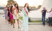 Huỳnh Vy rạng rỡ tham gia các hoạt động sôi nổi tại Miss Tourism Queen Worldwide 2018