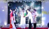 Xuất hiện quyền lực trên ghế nóng, Hoa hậu Dy Khả Hân đấu giá thành công vật phẩm Song Ngư Liên Hoa