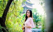 Thiên thần tuổi 18 Hải Phòng đang sốt trên mạng xã hội