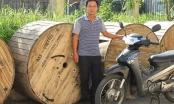 Hà Nam: Bắt khẩn cấp đối tượng trộm 12.000m cáp quang
