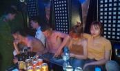 Hà Nam: Phát hiện 27 đối tượng dương tính với ma tuý trong quán karaoke