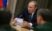Cuộc chiến Syria sẽ là nhiệm vụ chính của Bộ Quốc phòng Nga năm 2016