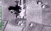 Không quân Nga dội bom 263 mục tiêu IS tại Syria