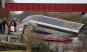Tàu cao tốc Pháp trật bánh, ít nhất 7 người thiệt mạng