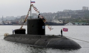 Tàu ngầm Nga lần đầu phóng tên lửa tiêu diệt IS