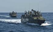 Iran bắt giữ hai tàu hải quân Mỹ