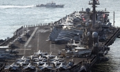 Tàu sân bay mạnh nhất của hải quân các nước