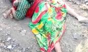 Hình ảnh bé sơ sinh bú sữa mẹ đã chết khiến cư dân mạng rơi nước mắt