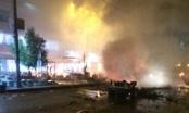 IS đánh bom tại thủ đô Baghdad, 37 người thương vong