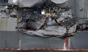 Mỹ công bố danh tính 7 thủy thủ thiệt mạng trong vụ tàu đâm khu trục