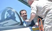 Tổng thống Syria lên máy bay chiến đấu Nga