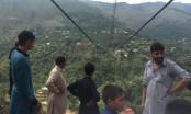 Đứt cáp treo tại Pakistan, ít nhất 12 người thiệt mạng