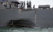 Hải quân Mỹ kiểm tra an toàn sau các vụ va chạm tàu