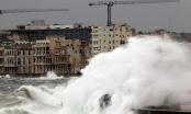 Cuba chìm trong biển nước sau siêu bão Irma