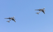 Máy bay ném bom của Nga xuất hiện gần Triều Tiên