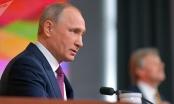 Tổng thống Putin hé lộ mục tiêu phát triển Nga trước thềm bầu cử