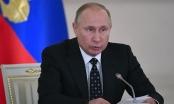 Tổng thống Putin: Vụ nổ tại St. Peterburg là hành động khủng bố