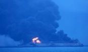 Tàu Iran đâm tàu Trung Quốc, 31 người mất tích