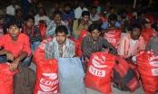 Chính phủ Pakistan trả tự do cho gần 150 ngư dân Ấn Độ
