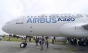Pháp ký thỏa thuận bán 184 chiếc Airbus A320 cho Trung Quốc
