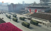 Triều Tiên duyệt binh rầm rộ trước thềm Thế vận hội