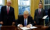 Tổng thống Trump tuyên bố muốn quay lại TPP