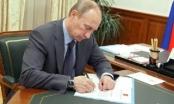 Tổng thống Putin sa thải 5 tướng lĩnh Bộ Nội vụ