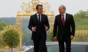 Tổng thống Pháp muốn đối thoại lịch sử với ông Putin