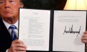 Ông Trump tuyên bố Mỹ rút khỏi thỏa thuận hạt nhân Iran