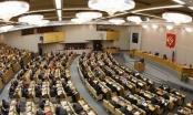 Hạ viện Nga thông qua đạo luật về phản trừng phạt của phương Tây