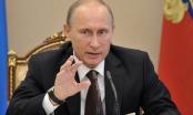 Tổng thống Putin bất ngờ sa thải hàng loạt tướng lĩnh