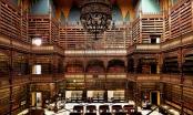 Chiêm ngưỡng những thư viện xa hoa, sang trọng, lộng lẫy nhất thế giới