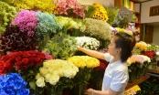 Thị trường 20/10: Xuất hiện nhiều loại hoa có tên... lạ hoắc