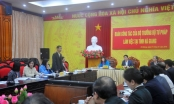 Bộ trưởng Lê Thành Long làm việc với Thường trực Tỉnh ủy Hà Giang